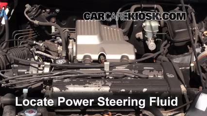 2000 Honda CR-V EX 2.0L 4 Cyl. Power Steering Fluid