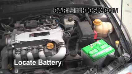 2000 Saturn LS2 3.0L V6 Battery
