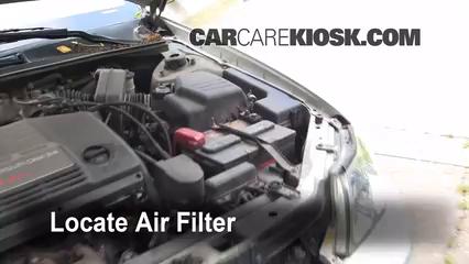 2000 Toyota Avalon XLS 3.0L V6 Air Filter (Engine)