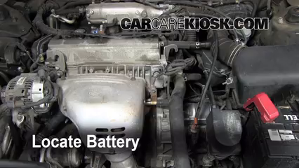 2000 Toyota Camry CE 2.2L 4 Cyl. Battery