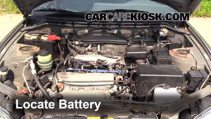 2000 Toyota RAV4 2.0L 4 Cyl. Battery