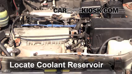 2000 Toyota RAV4 2.0L 4 Cyl. Coolant (Antifreeze)