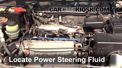 2000 Toyota RAV4 2.0L 4 Cyl. Power Steering Fluid