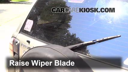 2000 Toyota RAV4 2.0L 4 Cyl. Windshield Wiper Blade (Rear)