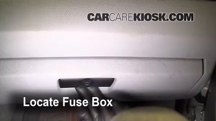 interior fuse box location: 2000-2006 bmw x5