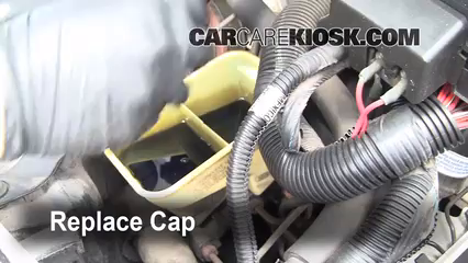 chevrolet astro brake fluid level check