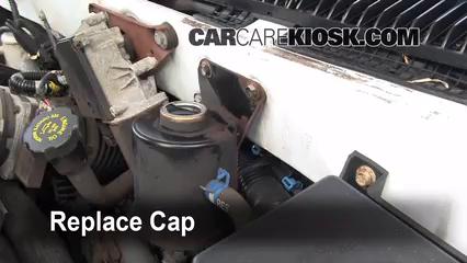 Fix Power Steering Leaks Chevrolet Astro 1990 2005
