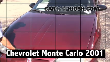 2001 Chevrolet Monte Carlo LS 3.4L V6 Review