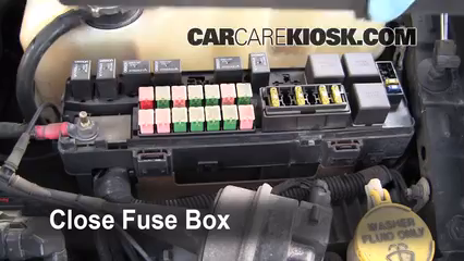 2003 dodge intrepid fuse box diagram wiring schematic cambio de fusible de dodge intrepid 1998-2004 - 2000 dodge ... 2000 dodge intrepid fuse box location #14