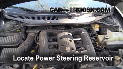 Fix Power Steering Leaks Chrysler 300m 19992004 1999. 2001 Chrysler Lhs 35l V6 Fluid Leaks Power Steering Fix. Chrysler. 04 Chrysler 300m 3 5l Air Filter Diagram At Scoala.co