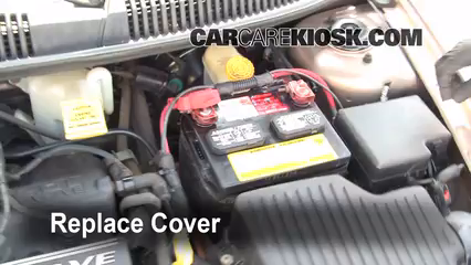 2001 dodge neon engine removal