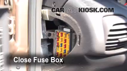 interior fuse box location: 2000-2005 dodge neon - 2001 dodge neon 2 0l 4  cyl