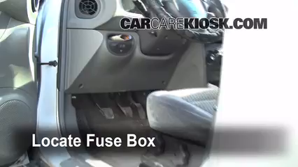 Fuse Interior Part 1 interior fuse box location 2001 2006 hyundai santa fe 2001  at nearapp.co