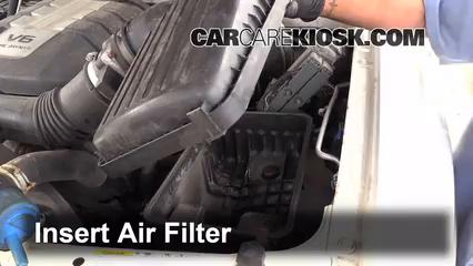 Air Filter How-To: 1998-2004 Isuzu Rodeo - 2001 Isuzu Rodeo