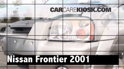 2001 Nissan Frontier SE 3.3L V6 Crew Cab Pickup (4 Door) Review