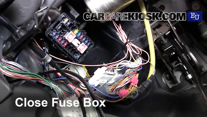 [SCHEMATICS_48YU]  Interior Fuse Box Location: 2000-2006 Suzuki Ignis - 2001 Suzuki Ignis GL  1.3L 4 Cyl. | Ignis Fuse Diagram |  | CarCareKiosk