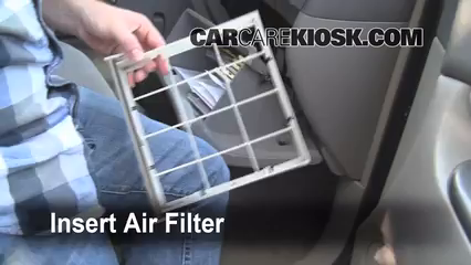 2000 2005 toyota echo cabin air filter check 2001 toyota. Black Bedroom Furniture Sets. Home Design Ideas