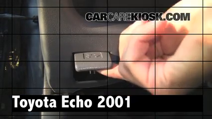 2001 Toyota Echo 1.5L 4 Cyl. (4 Door) Review