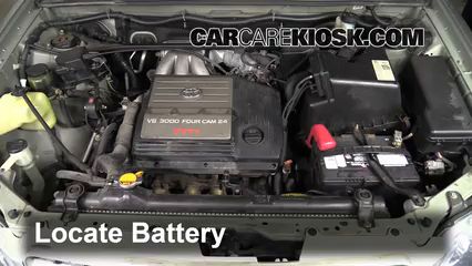 2001 Toyota Highlander 3.0L V6 Battery