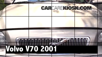 2001 Volvo V70 2.4L 5 Cyl. Review