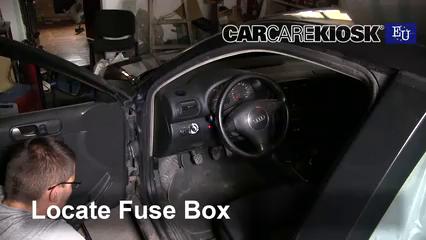 2001 Audi A3 TDI 1.9L 4 Cyl. Turbo Diesel Fuse (Interior)