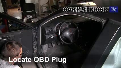 2001 Audi A3 TDI 1.9L 4 Cyl. Turbo Diesel Check Engine Light