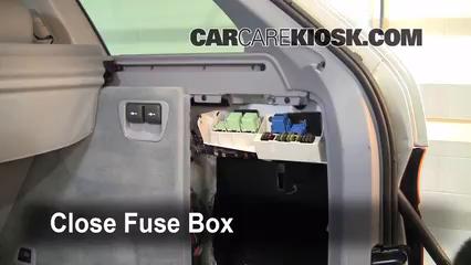 Interior Fuse Box Location: 2000-2006 BMW X5 - 2001 BMW X5 3.0i 3.0L 6 Cyl. | X5 Fuse Box |  | CarCareKiosk