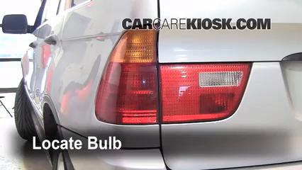 2001 BMW X5 3.0i 3.0L 6 Cyl. Lights