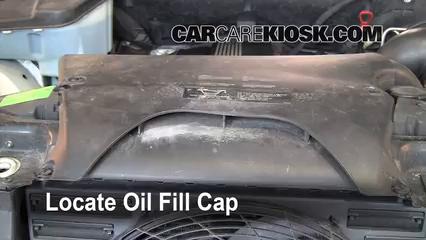 2001 BMW X5 3.0i 3.0L 6 Cyl. Oil