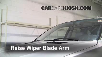 2001 BMW X5 3.0i 3.0L 6 Cyl. Windshield Wiper Blade (Front)