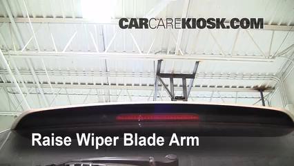 2001 BMW X5 3.0i 3.0L 6 Cyl. Windshield Wiper Blade (Rear)