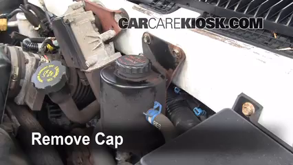 Fix Power Steering Leaks Chevrolet Astro 1990 2005 2001 Chevrolet Astro 4 3l V6 Extended Cargo Van