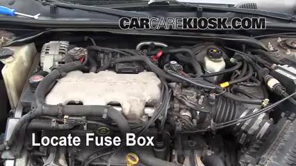 2001 Chevrolet Impala 3.4L V6 Fusible (moteur)
