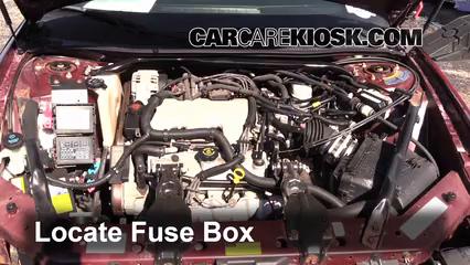 2001 Chevrolet Monte Carlo LS 3.4L V6 Fusible (motor)