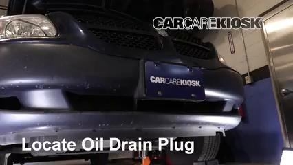 2001 Dodge Caravan SE 2.4L 4 Cyl. Oil Change Oil and Oil Filter