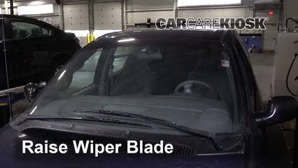 2001 Dodge Caravan SE 2.4L 4 Cyl. Windshield Wiper Blade (Front)