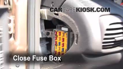 Interior Fuse Box Location: 2000-2005 Dodge Neon - 2001 Dodge Neon 2.0L 4  Cyl.CarCareKiosk