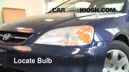 How To Add Refrigerant To A 2001 2005 Honda Civic 2001 Honda Civic Ex 1 7l 4 Cyl Coupe 2 Door