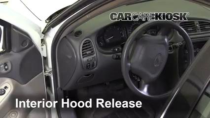 2001 Oldsmobile Alero GL 2.4L 4 Cyl. Sedan (4 Door) Belts