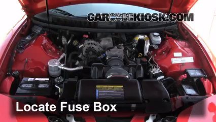 2001 Pontiac Firebird 3.8L V6 Convertible Fuse (Engine)