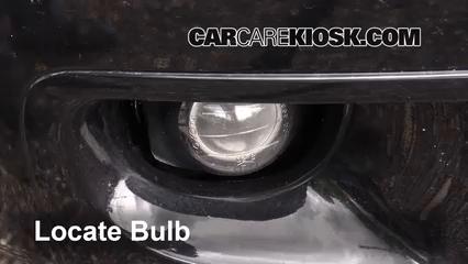 2001 Toyota Celica GT 1.8L 4 Cyl. Luces Luz de niebla (reemplazar foco)