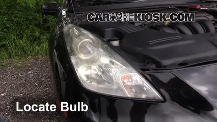 2001 Toyota Celica GT 1.8L 4 Cyl. Luces Luz de carretera (reemplazar foco)