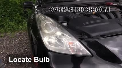 2001 Toyota Celica GT 1.8L 4 Cyl. Lights Headlight (replace bulb)
