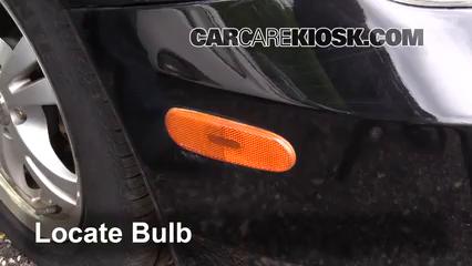 2001 Toyota Celica GT 1.8L 4 Cyl. Lights Parking Light (replace bulb)