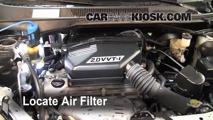 2001 Toyota RAV4 2.0L 4 Cyl. Air Filter (Engine)