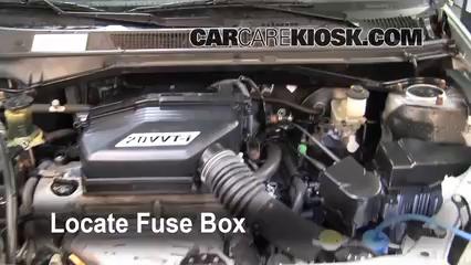 2001 Toyota RAV4 2.0L 4 Cyl. Fuse (Engine)