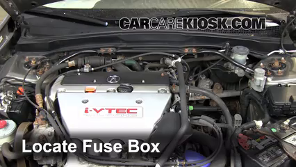 CarCareKiosk All Videos Page Acura RSX - Acura rsx battery