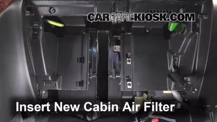 Cabin Filter Replacet: Acura TL 1999-2003 - 2002 Acura TL 3.2L V6