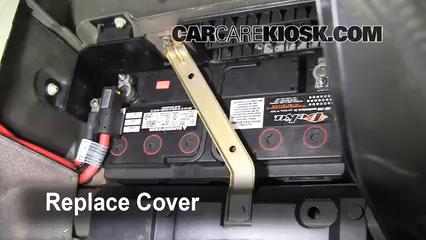 2002 bmw 525i battery