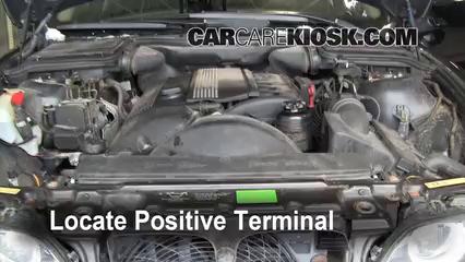 Replace A Fuse BMW I BMW I L Cyl - 2002 bmw 530i engine
